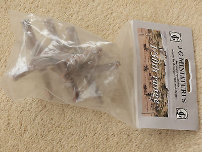 Jg Miniatures Build-A-Rama Scenery Pieces In Original Sealed Pack King & Country