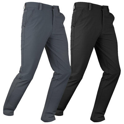 Dwyers & Co 2016 Mens Matchplay Stretch Winter Golf Trousers Micro Tech Pant
