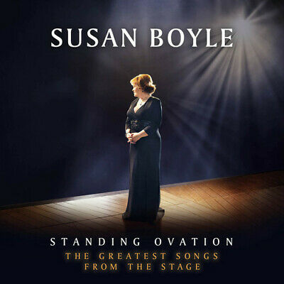 Susan Boyle - Standing Ovation: Greatest Songs from the Stage [New CD]