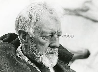 Alec Guinness George Lucas Star Wars 1977 Vintage Photo Original #18