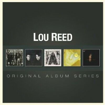 Lou Reed - Original Album Series [New CD] Holland - Import