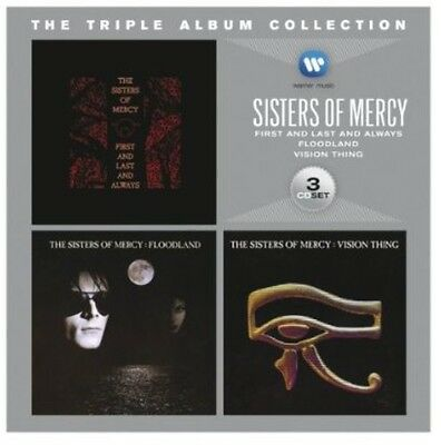 The Sisters of Mercy - Triple Album Collection [New CD] Australia - Import