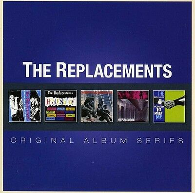 The Replacements - Original Album Series [New CD] Holland - Import