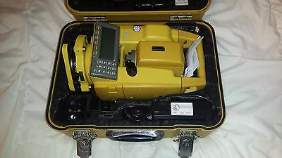 Topcon GTS 605 Total Station in good condition