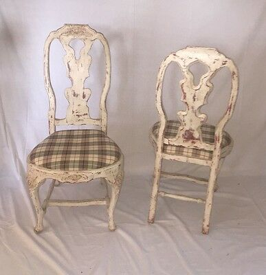 Portuguese Dining Side Chairs