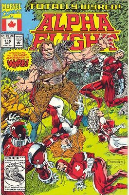 Alpha Flight #115 (Dec 1992, Marvel)