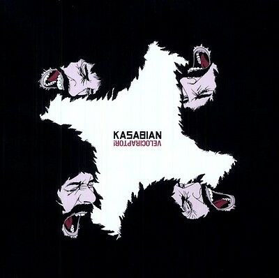 Kasabian - Velociraptor! [New Vinyl] Holland - Import