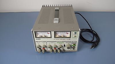 Leader Lps-152 Dc Tracking Power Supply