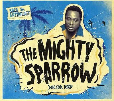 Mighty Sparrow - Soca Anthology [New CD] With DVD, Digipack Packaging