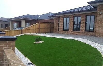 40mm Synthetic Grass Roll 2m X 20m