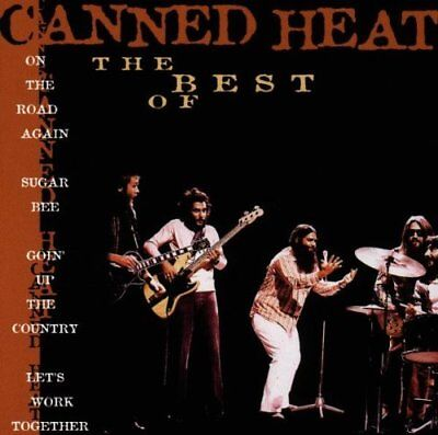 Canned Heat - The Best Of Canned Heat - Canned Heat CD ENVG The Cheap Fast Free