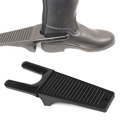 Heavy Duty Boot Puller Shoe Foot Black Jack Wellie Remover Scraper Cleaner Cover