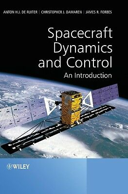 Spacecraft Dynamics and Control by Anton H. de Ruiter Hardcover Book (English)