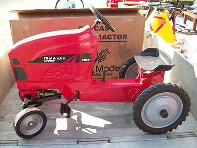 NEW !!  Mahindra MPower M85P Pedal Tractor ; Limited Production