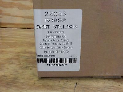 """""""Bobs Sweet Stripes Mint Candy, 10 Ounce -- 12 per case. best by: 04/05/19."""