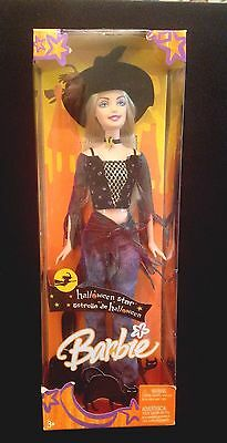 Barbie Doll Halloween Star Estrella Mattel 2005 Mattel New In Box