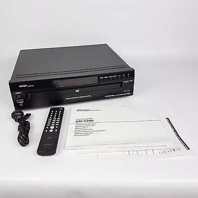 Denon DN-C200 Professional 5 Disc Changer Player | HIGH QUALITY | FAST POST