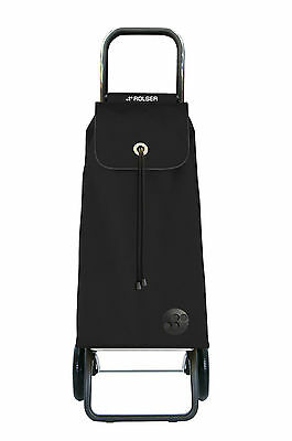 Rolser IMAX Original Black Shopping Trolley 24hrs Delivery RRP£60