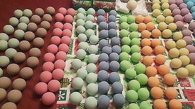 Lot Of 50 Bath Bombs Perfect Gifts