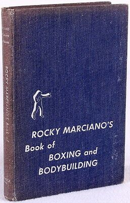 ROCKY MARCIANO - Signed hard cover book ('VERY RARE') PSA/DNA