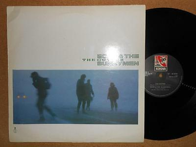 """ECHO & THE BUNNYMEN The Cutter/Zimbo/Way Out And Up We Go- EX/VG 1983 Korova 12"""""""