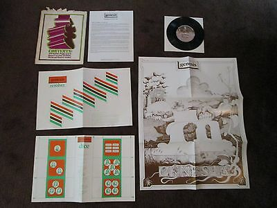 Genesis Selling England By The Pound Tour Programme Package!!! Insanely Rare!