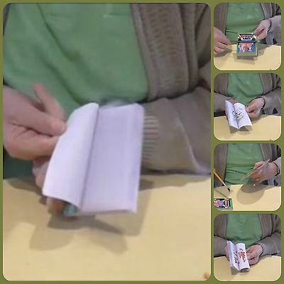 Magic Tricks, Gifts, Toys - MAGIC COLOURING BOOK - 3 WAY CHANGE (Watch Video)