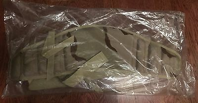 New Genuine Dcu 3 Color Desert Molle Ii Molded Waistbelt For Rucksack
