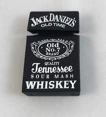 Jack Daniels Men Smoking Pocket Silicone Rubber Cigarette Case Cover Smoking
