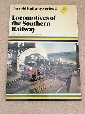 Locomotives of The Southern Railway written by Alan Bloom