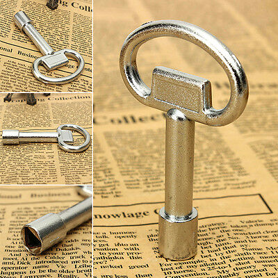 Multifunction Drawer Cabinet Triangle Spanner Key Train Triangular Key Utility