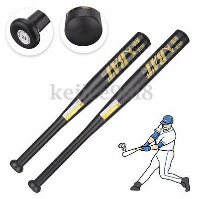 "25"" Metal Aleación Bate Béisbol Baseball Bat Softball Exterior Personal Defensa"