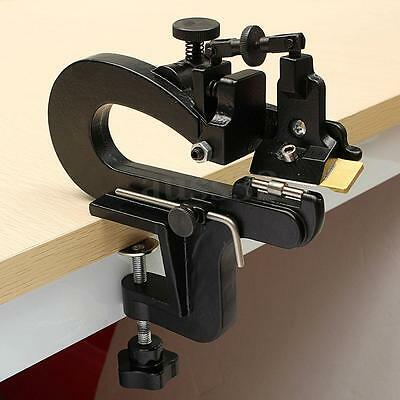 Leather Craft Edge Skiving Machine Leather Splitter Skiver Paring Machine Tool