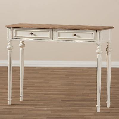 Wholesale Interiors Rogero French Provincial Console Table WHI7930