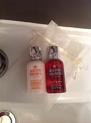 Molton Brown Stocking Filler or Secret Santa Gift
