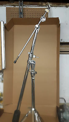 Trak Double  Boom  Cymbal  Stand