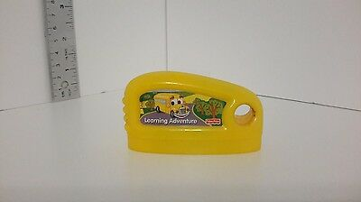 Fisher Price Smart Cycle Learning Adventure School Bus Game
