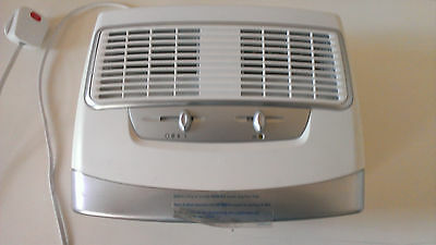 Bionaire BAP242 HEPA Compact Air Purifier Dual Positioning with Ioniser