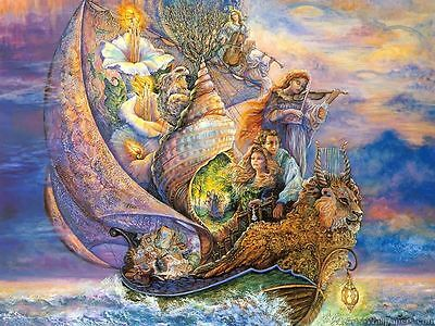 NEW SEALED BOX PUZZLE 1000 1.000 pieces JOSEPHINE WALL