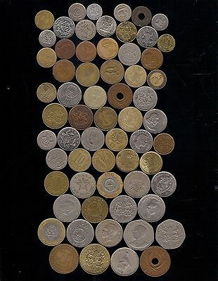 Choose From Lot Africa Coins Animals Flowers Rhodesia Egypt Libya Tunisia Zambia