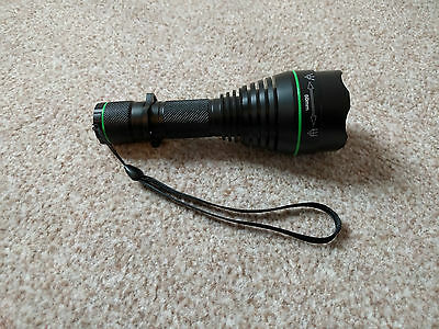 T50 mk2 torch with AS IR pill