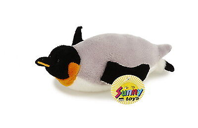 Neuware Pinguin schwimmend ca. 20cm lang
