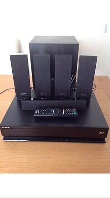 Sony BDV-E370 Home Theater System With Blu-Ray Player.