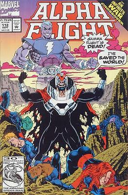 Alpha Flight #112 (Sep 1992, Marvel)