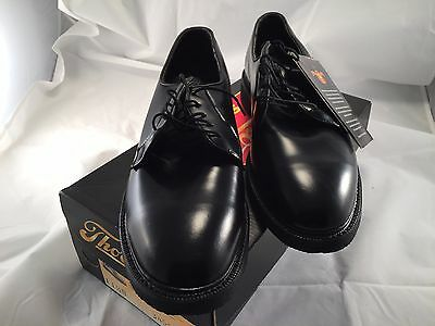 Thorogood Men's Leather Oxford Uniform Work Shoes 834-6331 Sz 11.5 N Made in USA