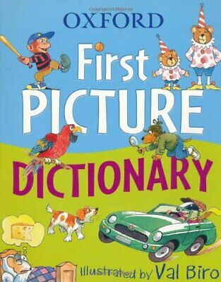Oxford First Picture Dictionary by Oxford Dictionaries Paperback Book The Cheap