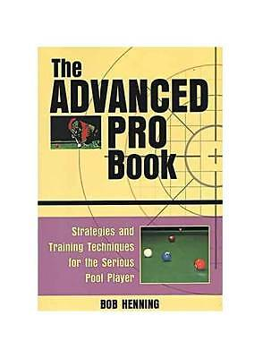 The Advanced Pro Book Billiards Training Manual by Henning [ID 31173]