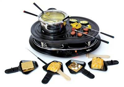 Total Chef Raclette Grill w Fondue [ID 89029]