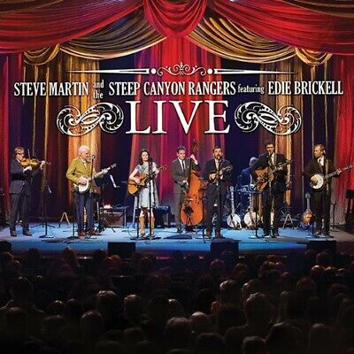 Steep Canyon Rangers - Steve Martin & the Steep Canyon Rangers Featuring [New CD