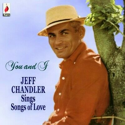 Jeff Chandler - You & I [New CD]